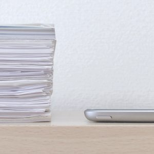 勉強会の資料をデータ化して整理する方法