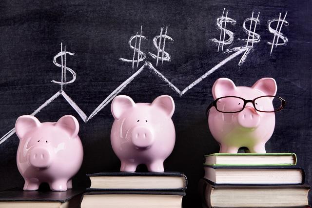 値下がりに怯えない投資方法【ドルコスト平均法】